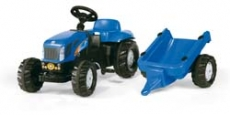 Tractor cu pedala New Holland TVT190