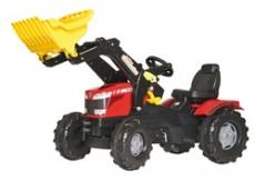Farmtrac Massey Ferguson 7726 cu incarcator frontal
