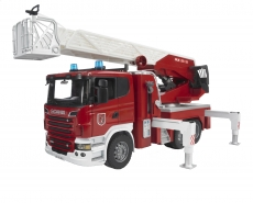 Camion pompieri Scania