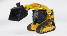 Mini incarcator CAT Caterpillar cu senila