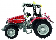 Tractor metalic Massey Ferguson