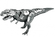Kit dinosaur din aluminiu - Tyrannosaurus