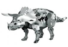 Kit dinosaur din aluminiu - Triceratops
