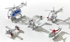 Set 5 in 1 - Avioane si elicoptere