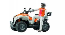 ATV cu sofer