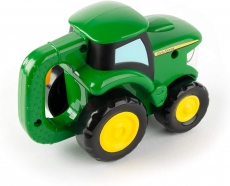 Tractoras Johnny cu lanterna
