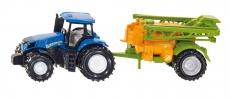 Tractor cu pulverizator