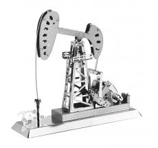 Pompa petrol - macheta 3D