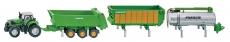 Tractor cu remorca 018482
