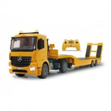 Mercedes Arocs - camion cu platforma